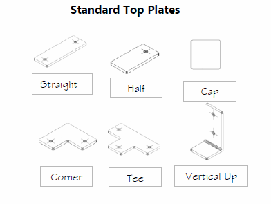 Standard Top Plates